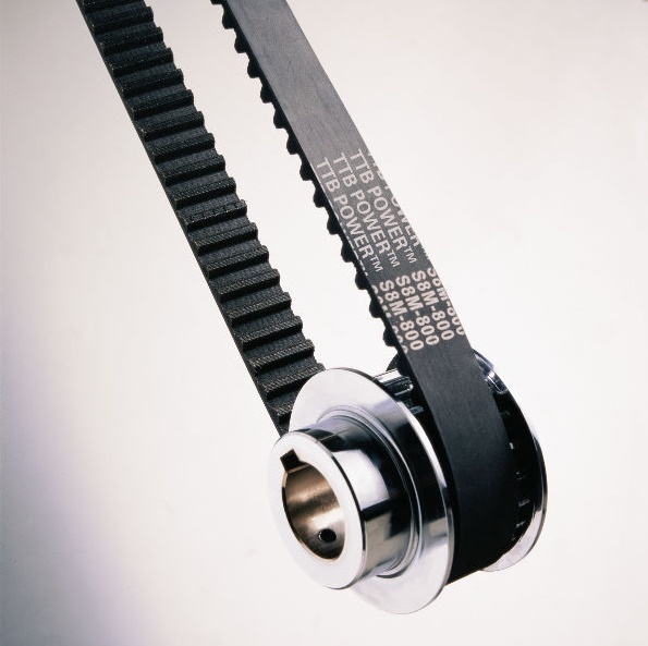 Tempo slotted belt