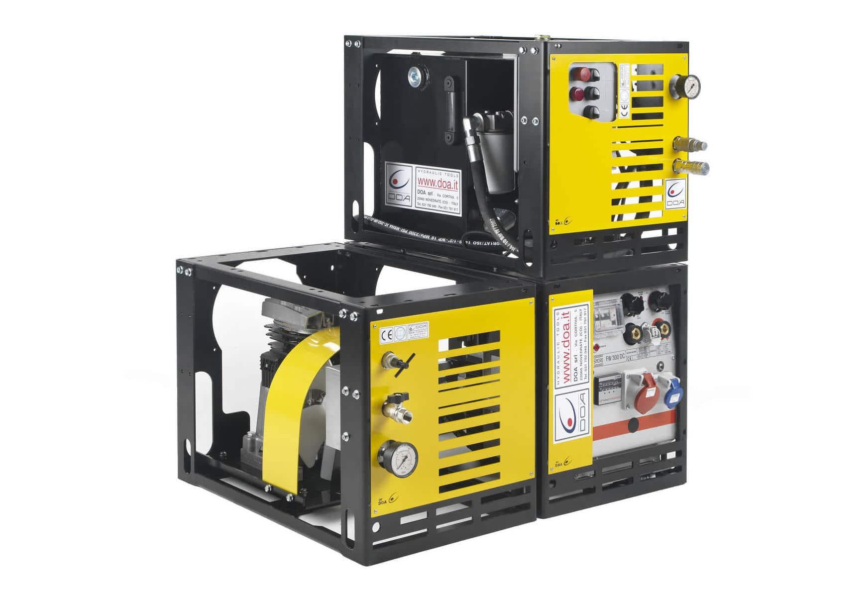 Come scegliere una centralina idraulica?