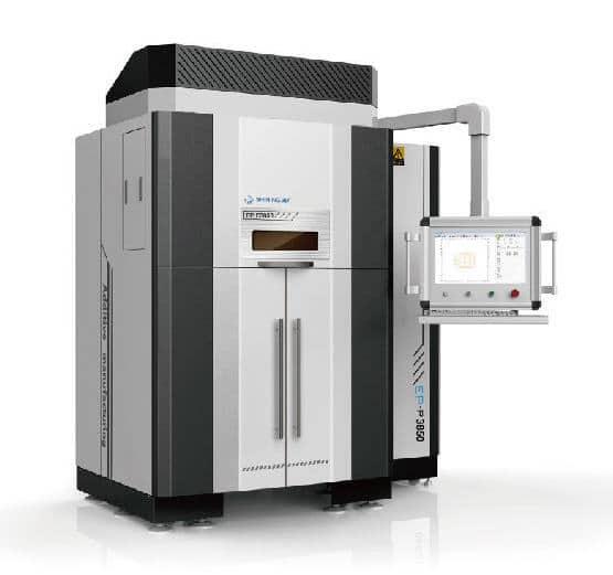 Impresora 3D de la marca Shining 3D