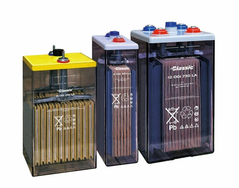 Choosing the right battery