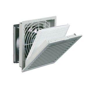 Schaltschrank-Ventilator der Firma Lohmeier Schaltschrank Systeme
