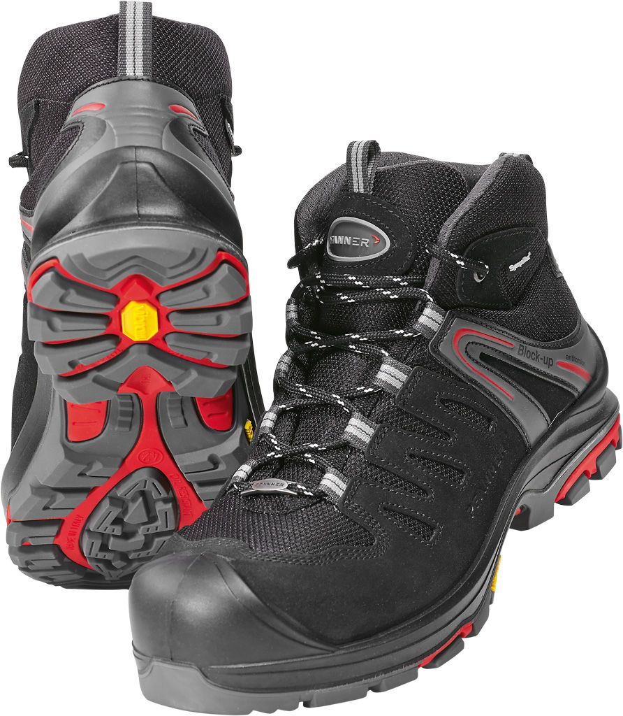PFANNER S3 safety shoes