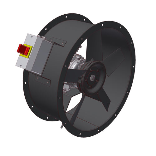 NEU AIR MOVING TECHNOLOGIES propeller fan