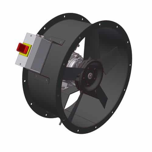 Ventilatore assiale della marca NEU AIR MOVING TECHNOLOGIES