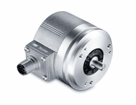 Baumer rotary encoder