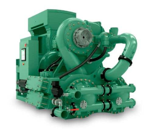 Luftkompressor der Marke INGERSOLL RAND