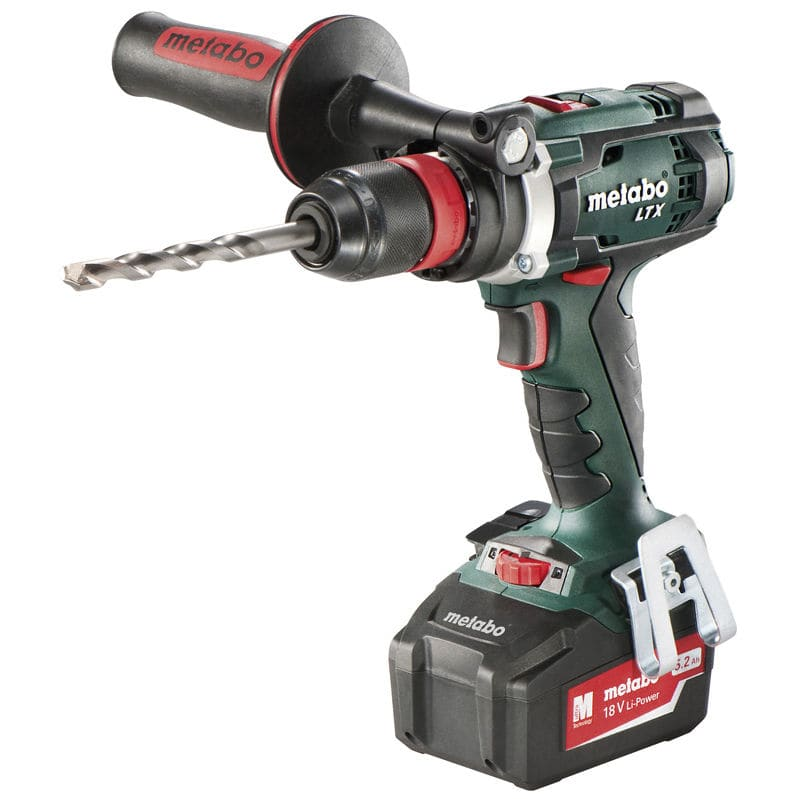 Metabowerke hand-held drill