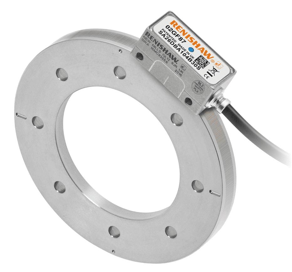 Renishaw rotary encoder