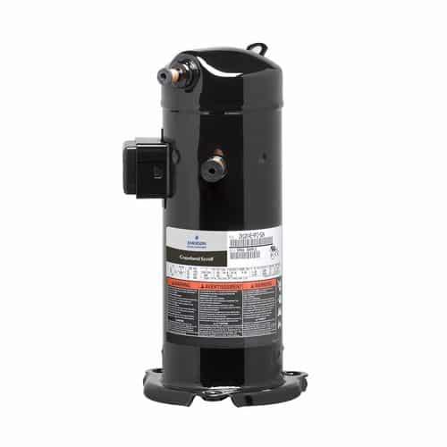 Emerson spiral refrigeration compressor