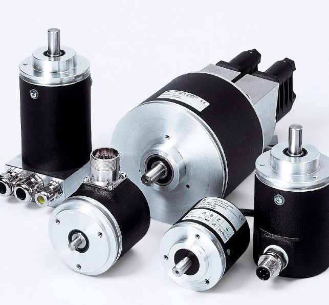 Pepperl Fuchs rotary encoders