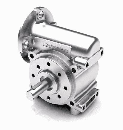 Schneckengetriebe der Marke Dunkermotoren