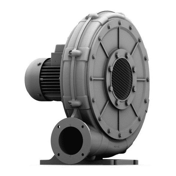 Ventilator der Marke Elektror airsystems