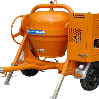 Choosing the right concrete mixer