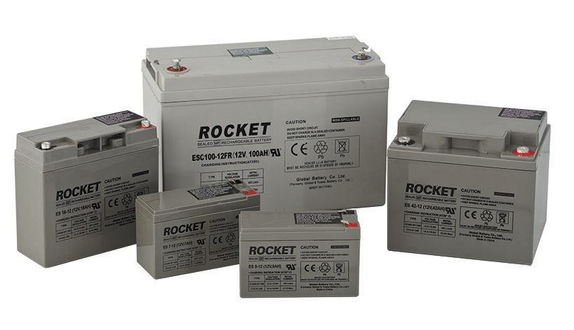 Baterias da marca EPC