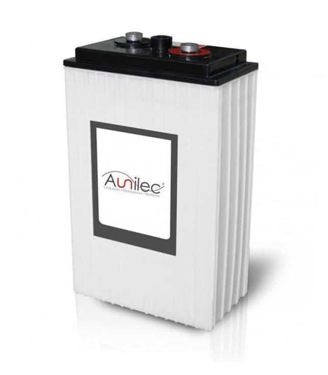 Bateria de chumbo da marca AUNILEC