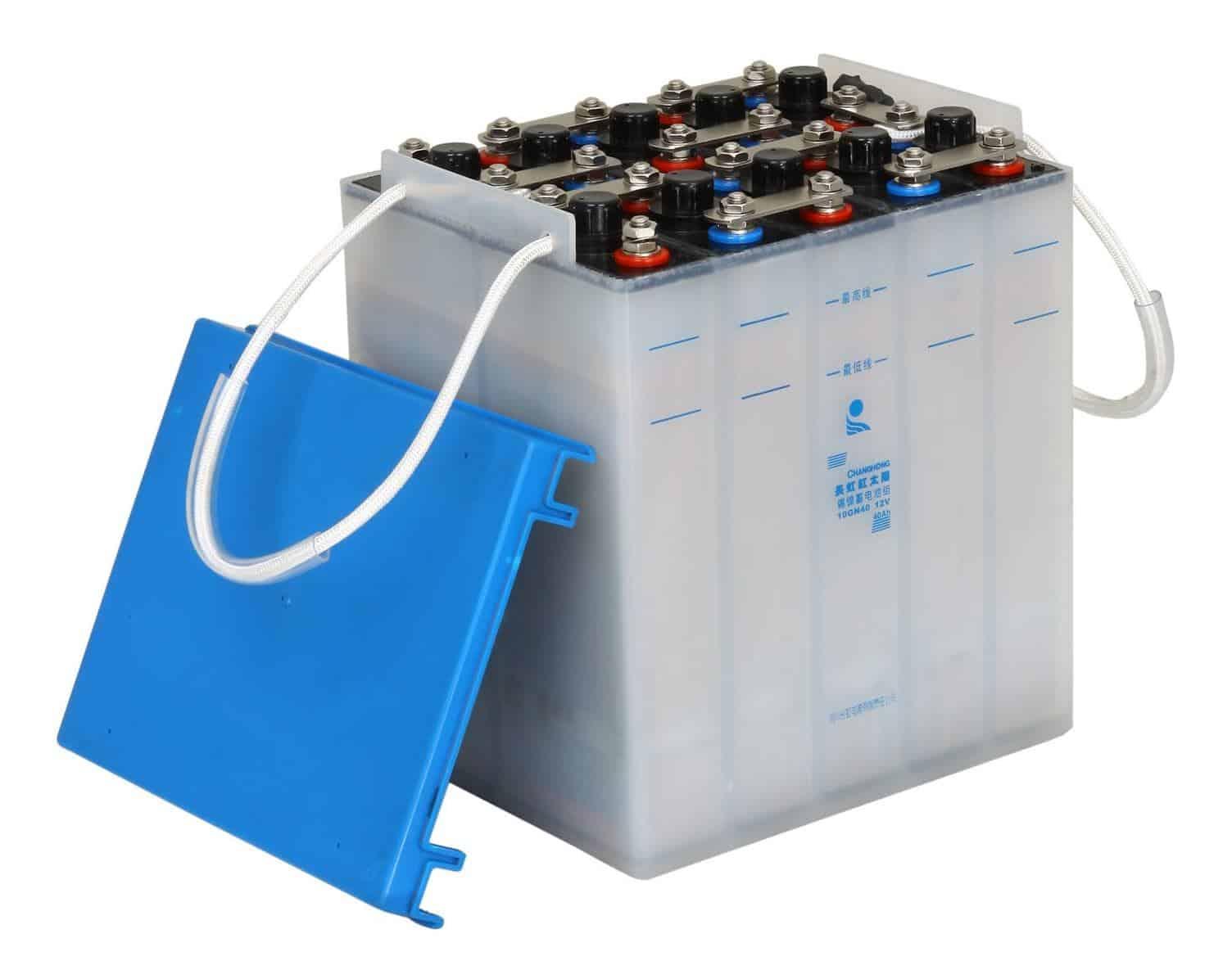 Bateria de níquel da marca CHANGHONG