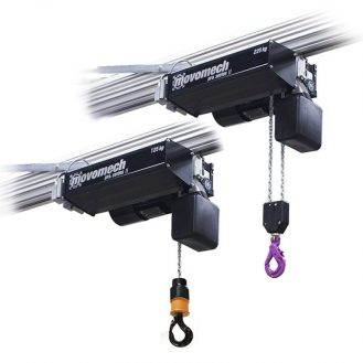 Choosing the right hoist