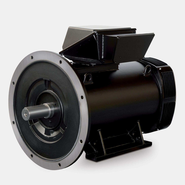Трехфазные асинхронные двигатели марки LEROY-SOMER