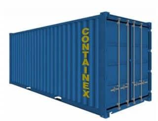 Грузовой контейнер Containex