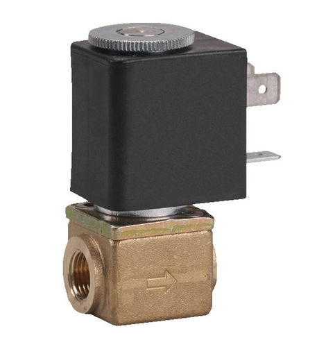 Brickmann solenoid valve