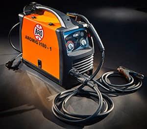 An ARO MIG/MAG welder