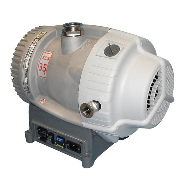 Edwards scroll vacuum pump