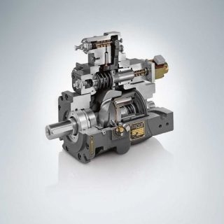 Pompe hydraulique à cylindrée variable HAWE Hydraulik SE