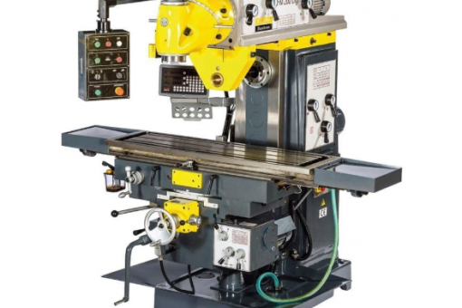 Choosing the right milling machine