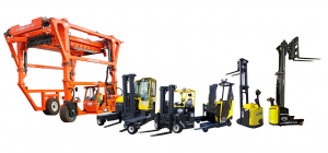 Combilift forklift collection