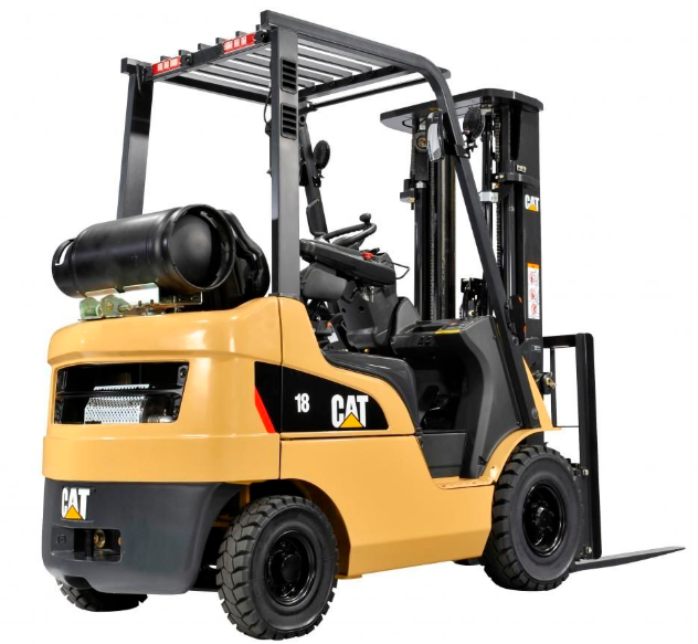 Empilhador da marca Cat Lift Trucks