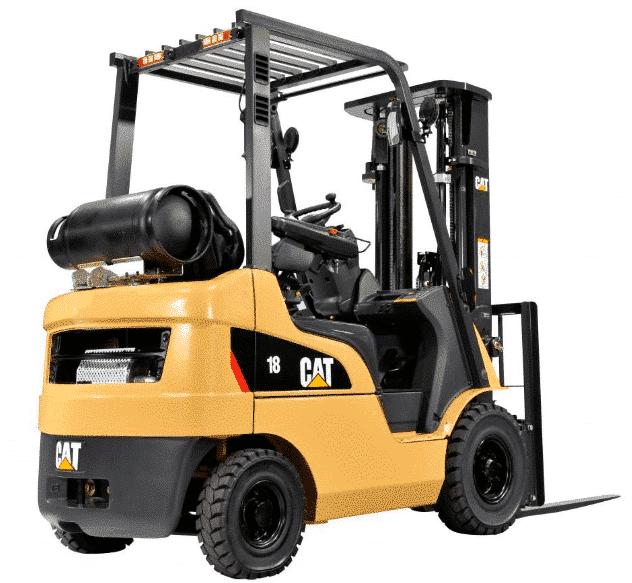 Cat Lift Trucksのフォークリフト