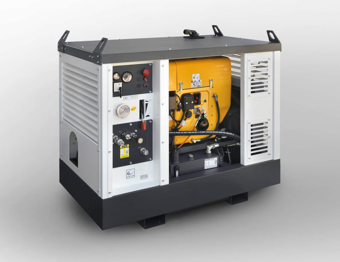 DOA Hydraulic Tools Srl hydraulic power unit