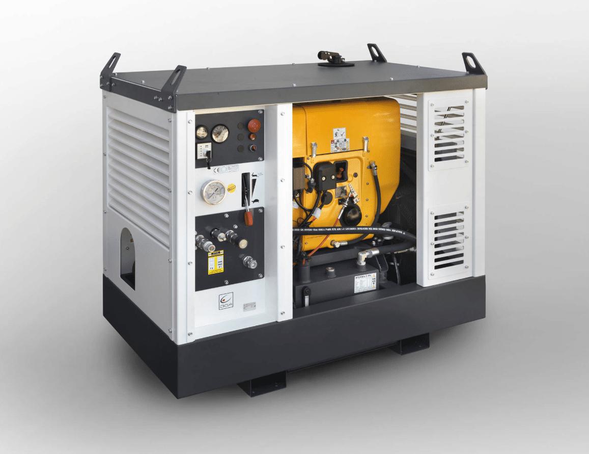 Гидравлический блок марки DOA Hydraulic Tools Srl