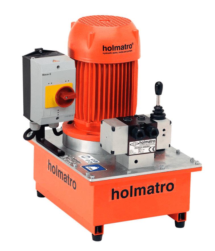 Гидравлический блок марки Holmatro