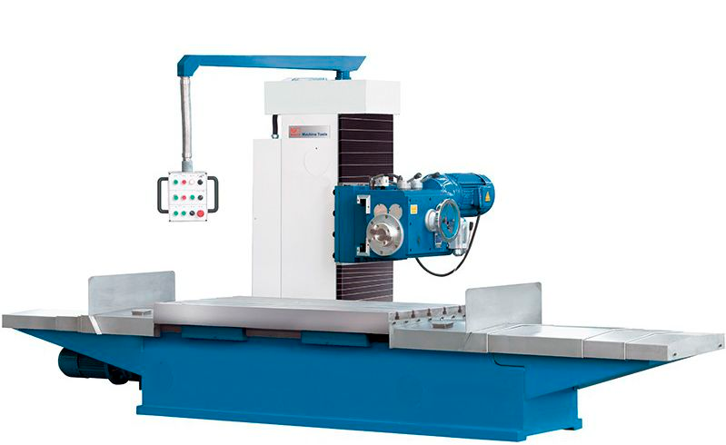 Knuth horizontal milling machine