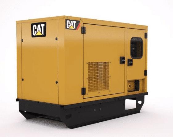 Генераторная установка марки Caterpillar Electric Power