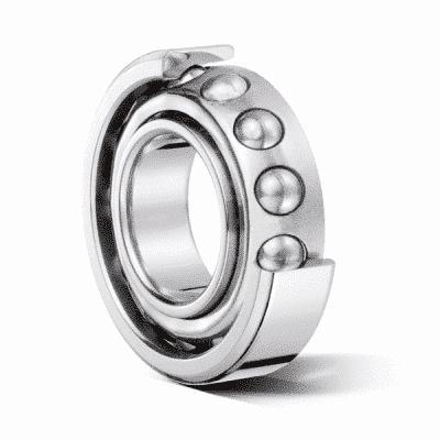 A NTN SNR ball bearing
