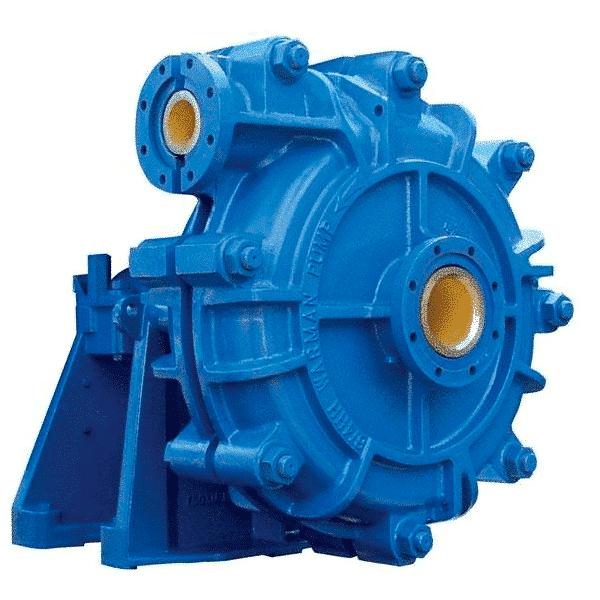 Weir centrifugal pump