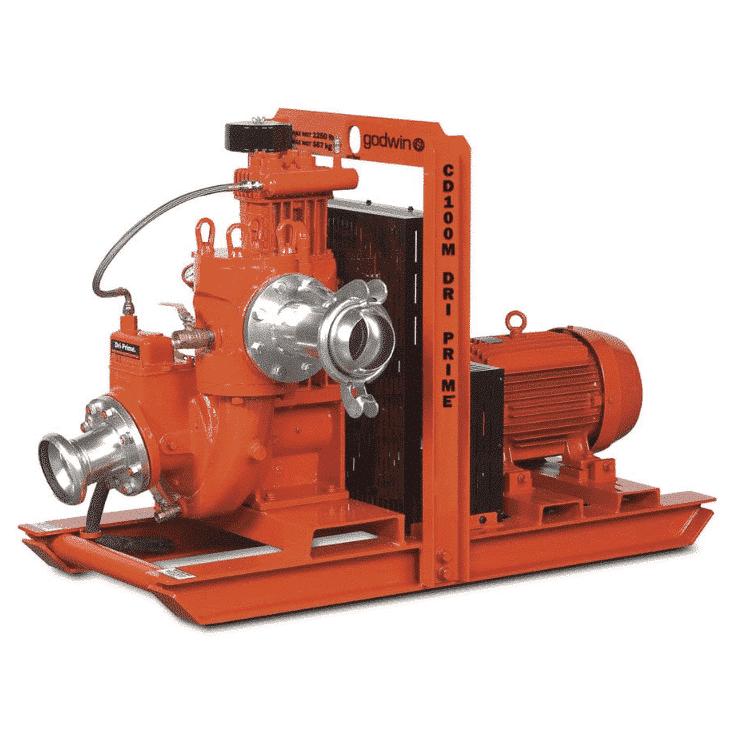 Godwin motor pump