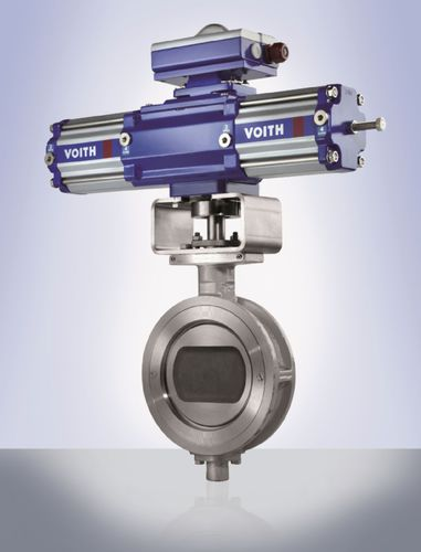 Voith Turbo gate valve