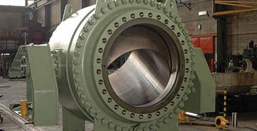 Kugel-/Kegelventil der Firma Voith Turbo