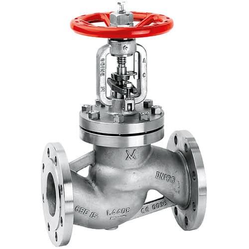 Клапан с вентилем компании Mival