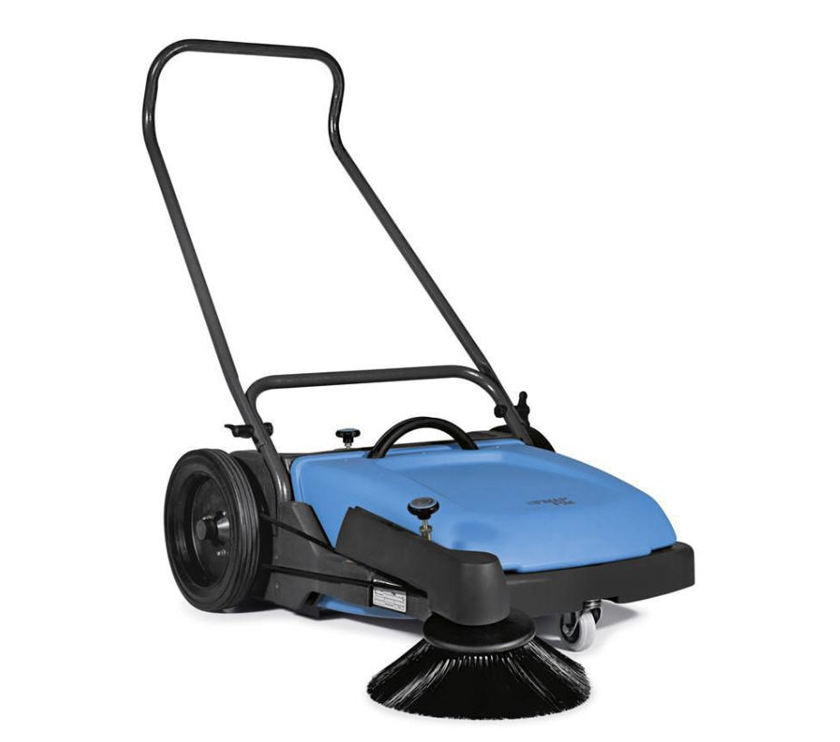 A FIMAP manual sweeper