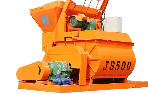 CamelWay electric concrete mixer