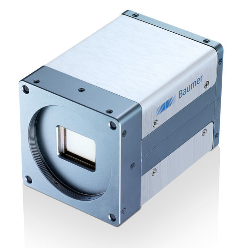 Baumer 12-megapixel industrial camera
