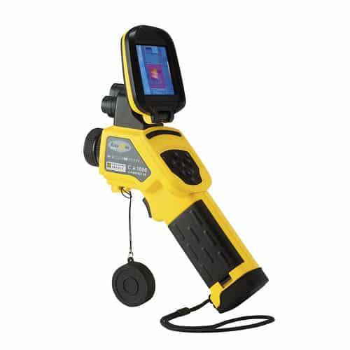caméra à microbolomètre (société Chauvin Arnoux)