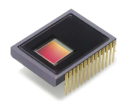 CCD-Bildsensor (Teledyne)