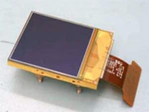 Sensor de imagem FPA da marca Teledyne