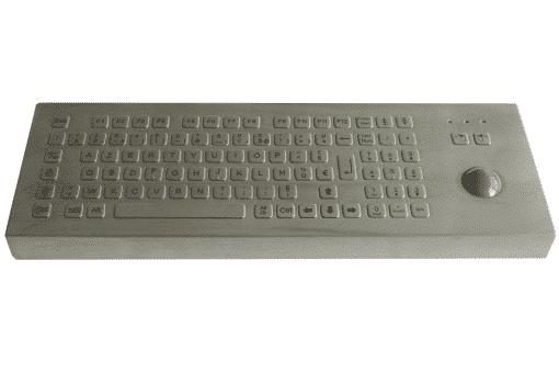 Qué teclado industrial elegir