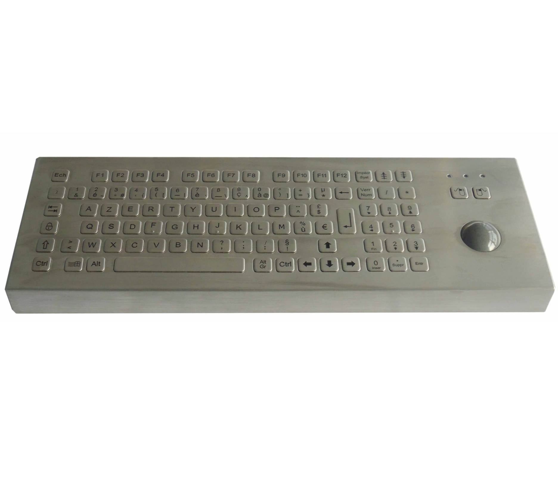 Choosing the right industrial keyboard
